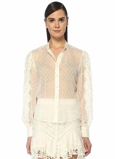 Hemant&Nandita Gömlek Beyaz
